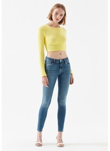 Mavi Jean Pantolon | Adriana - Super Skinny Mavi